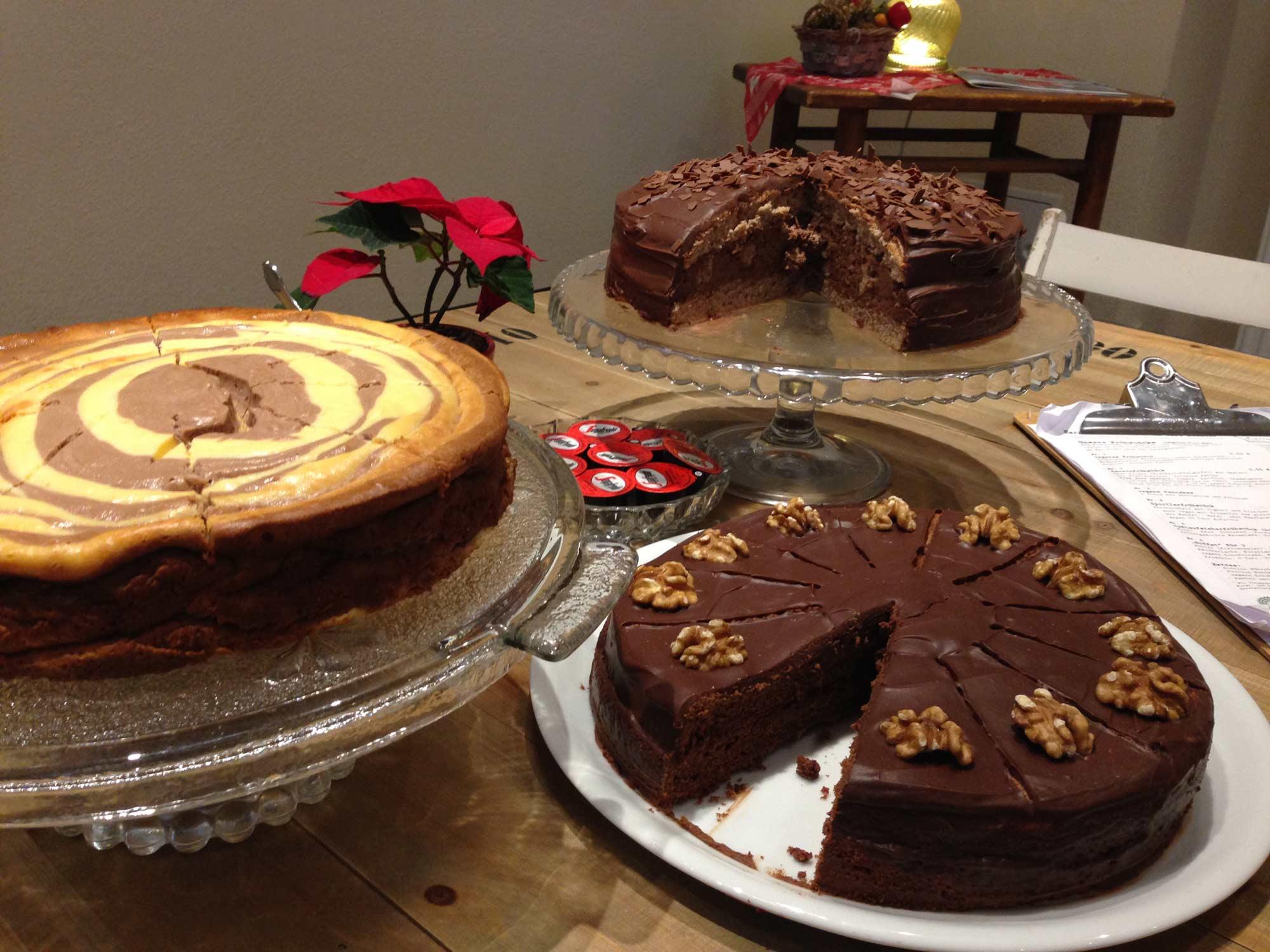 Kuchen Cafe Leander Bamberg