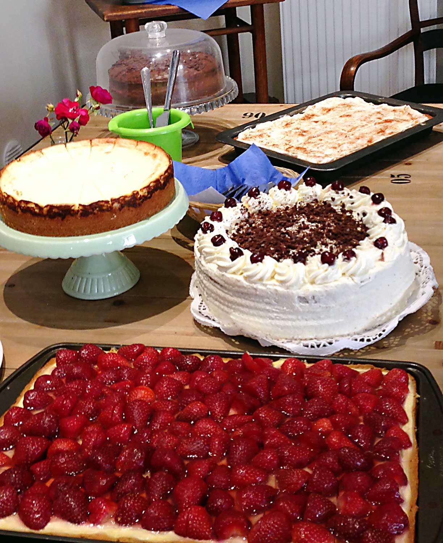 Kuchen caf leander bamberg for Kuchen komplett angebot
